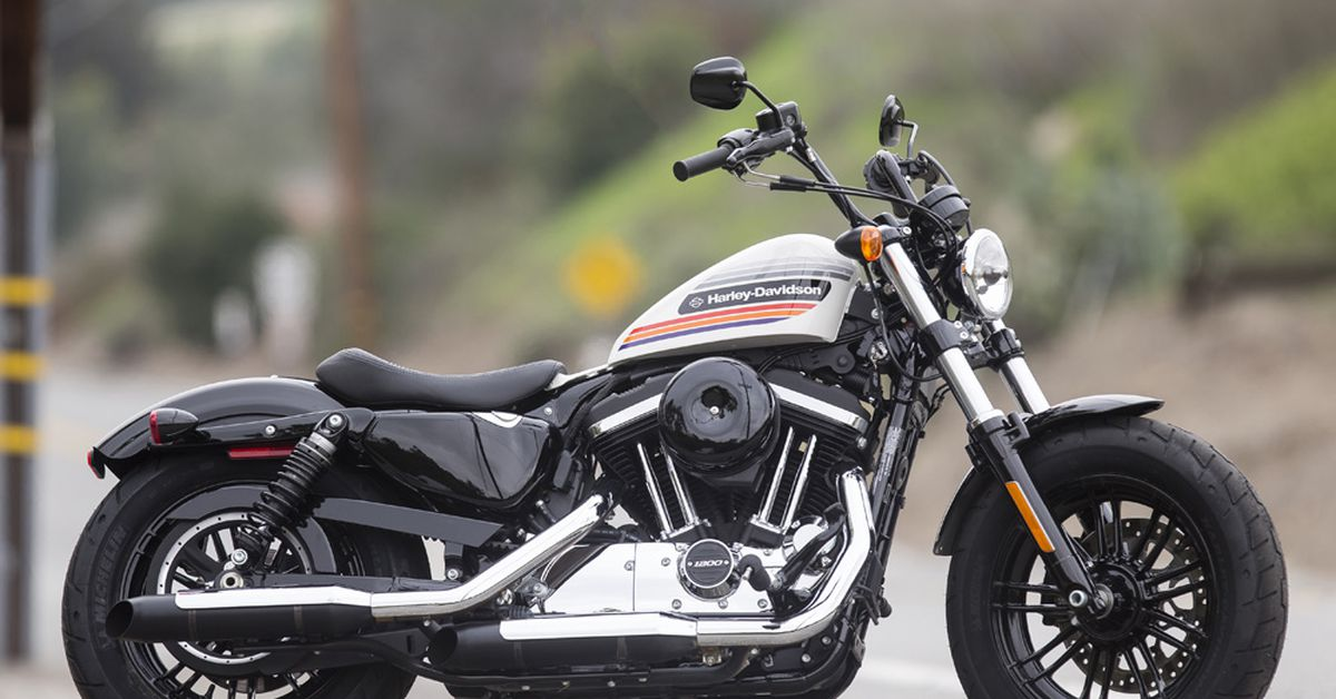 2018 Harley-Davidson Forty-Eight Special