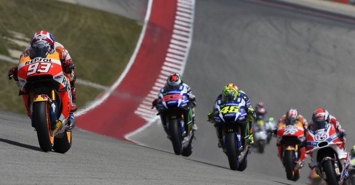 MotoGP: Repsol Honda GP of the Americas Race -raportti