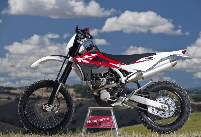 2012 Husqvarna TE250 Review
